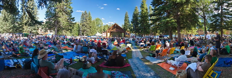 Canmore Folk Music Festival Aug 2, 3, & 4 2014