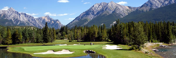 canmore golf packages
