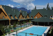 Mystic Springs Chalets